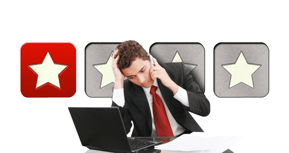 Bad reviews can necessitate online reputation management.